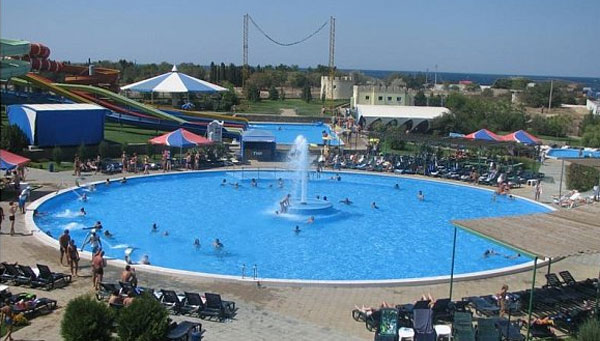 Севастопольский аквапарк фото