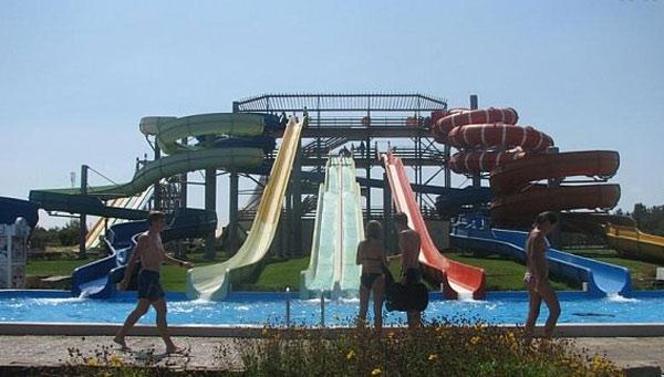 аквапарк Зурбаган Севатополь