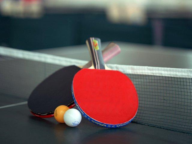 Настольный теннис